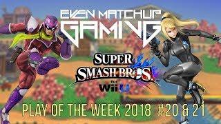 Video EMG Smash 4 Play of the Week 2018 - Episode 20 + 21 (SSB4, Super Smash Bros Wii U) download MP3, 3GP, MP4, WEBM, AVI, FLV Juli 2018