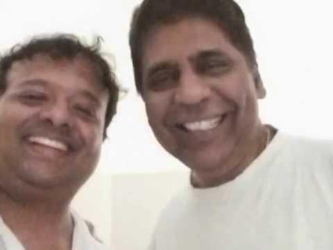 Hrishi K & Vijay Amritraj