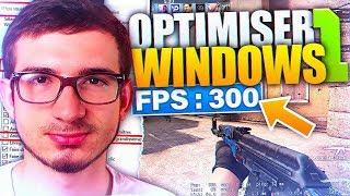 OPTIMISER WINDOWS 1 (BOOST TES PERFORMANCES EN JEU !)