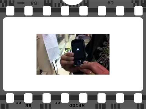 Cell Phone Repair Motorola i1 Cyberion part 1