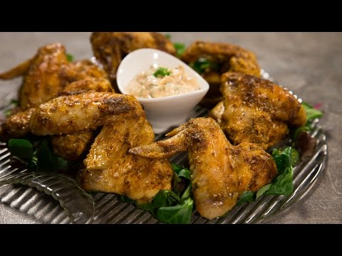 Chicken Garlic Wings & Jalebi Cheese Cake | Dip In Kitchen With Dipna Anand | Episode 1