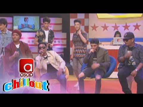 ASAP Chillout: Ang Probinsyano rappers sing Vendetta Song