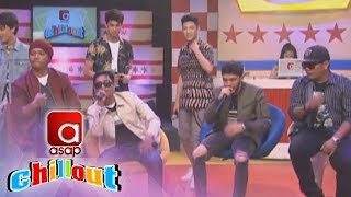 asap chillout ang probinsyano rappers sing vendetta song