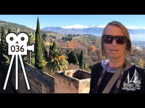 Travel in Andalucia - Alhambra Palace in Grenada #36