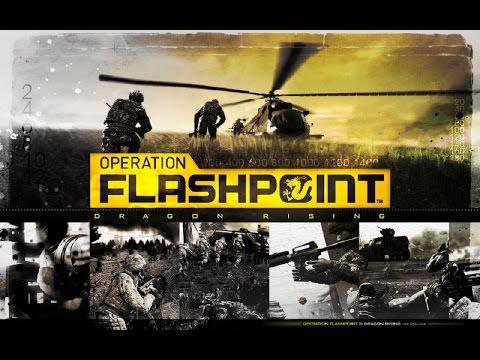 1# Operation Flashpoint: Dragon Rising - Co-op Часть 1: (Восхождение Дракона): 16+