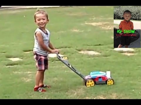Fisher-price Lawn Mower With Bubbles!!!