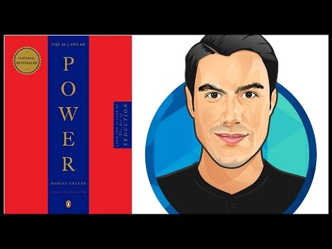 The 48 Laws of Power | 10 BEST IDEAS | Robert Greene | Book Summary