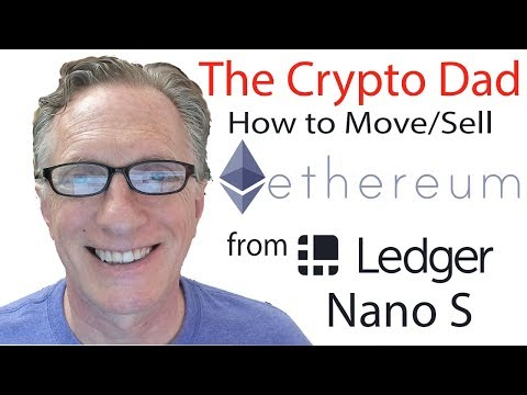 How To Sell Ethereum That Is On Your Ledger Nano S