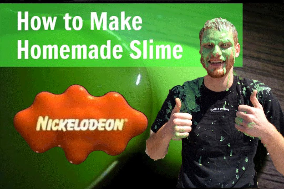 How to make nickelodeon slime make slime at home quick easy how to make nickelodeon slime make slime at home quick easy youtube ccuart Gallery