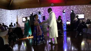 Dil le gayi kudi gujrat ni Wedding Dance.     Best wedding dance by a West Indian