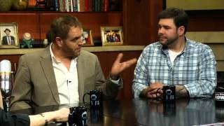 Ghosts And The Human Mind: Josh Gates Tells Larry About Ghosts | Larry King Now | Ora TV