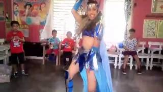 encantadia dancing amihan
