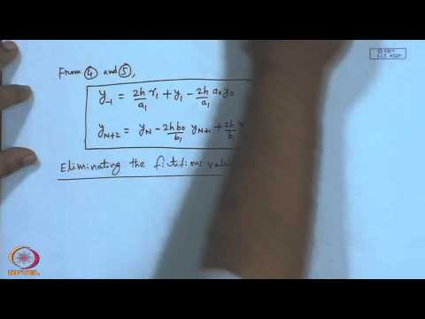 Mod-18 Lec-18 BVPS - Derivative Boundary Conditions