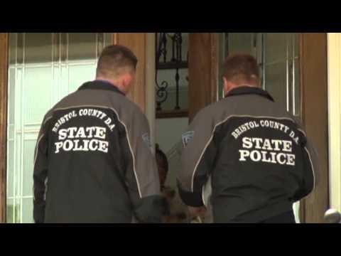 Police Return to Patriots TE Hernandez's House