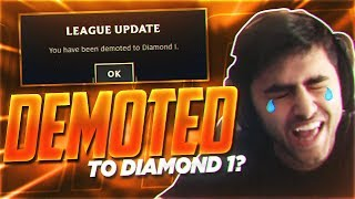 Yassuo | I CAN'T BELIEVE I DEMOTED TO DIAMOND 1 + PUMMEL PARTY w/ TYLER1, VOYBOY, TRICK2G