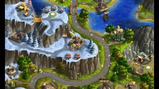 Roads of Rome 2 GamePlay HD level 21 to 25 (episode 3) HD