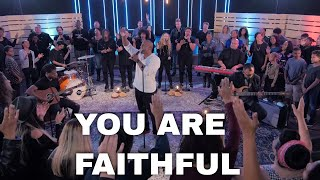 Jared Reynolds - You Are Faithful (Official Music Video)