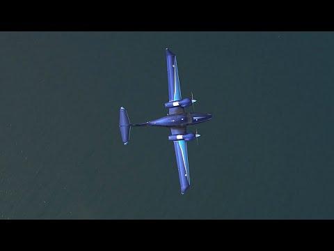 Experience the Diamond Aircraft DA62 for Business Aviation