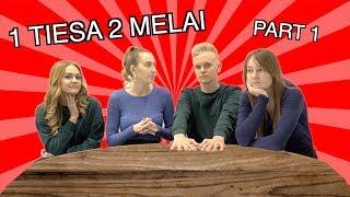 1 TIESA 2 MELAI part 1 l FANTASTIC 4