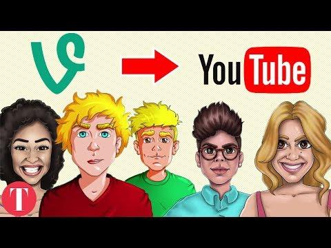 The FULL Story Why Viners INVADED YouTube (Lele Pons, Liza Koshy, Rudy Mancuso)