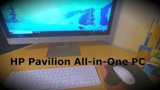 Розпакування і огляд HP Pavilion все-в-одному 27'' сенсорний ПК