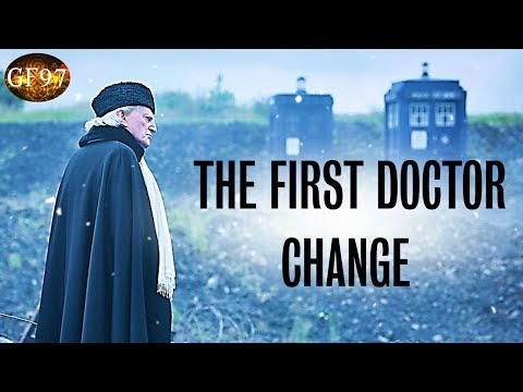 The First Doctor | Change