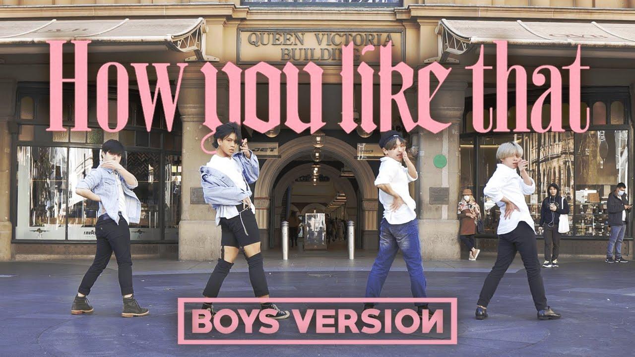 "[KPOP IN PUBLIC] BLACKPINK (블랙핑크)""How You Like That"" Dance Cover (Boys Ver.) // Australia // HORIZON"