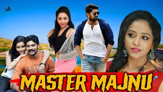 Full HD Hindi-film | Meester Majnu | Hindi gedubbel Blockbuster-aksiefilm Full HD 1080p