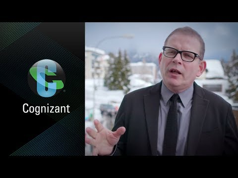 Jobless Future: Myth or Not? | Cognizant at WEF 18