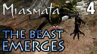 The Beast Emerges - Miasmata Gameplay with Commentary and Reactions - Part 4
