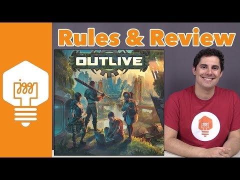 Outlive Review - JonGetsGames