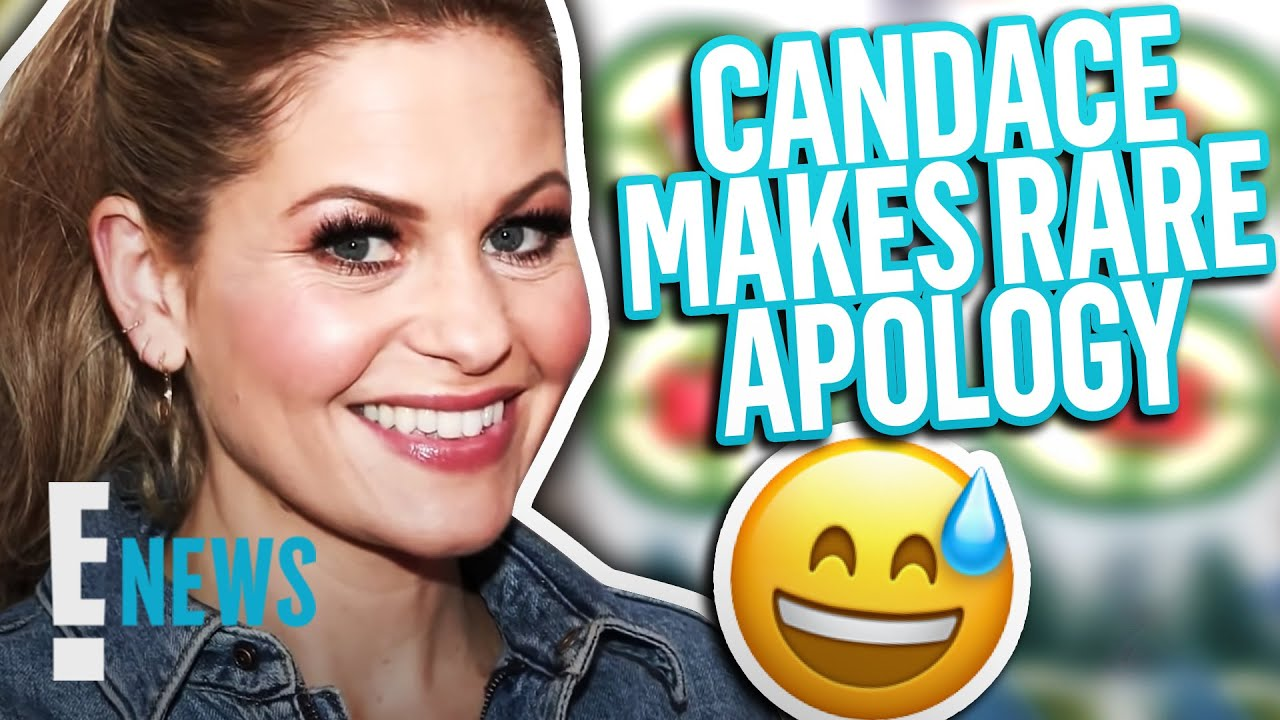 Candace Cameron Bure Apologizes for