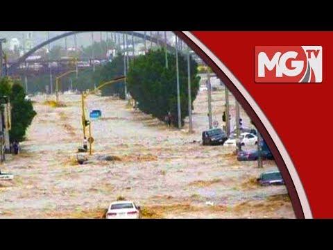 Jeddah lumpuh, 3 orang jadi mangsa banjir
