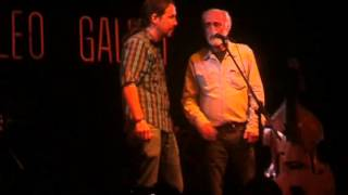 "Javier Krahe y Pablo Iglesias ""Cuervo ingenuo"""