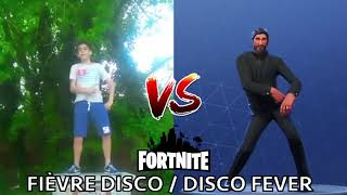 [DANCE] DISCO FI-VRE / DISCO FEVER ? EN LA VIDA REAL - FORTNITE