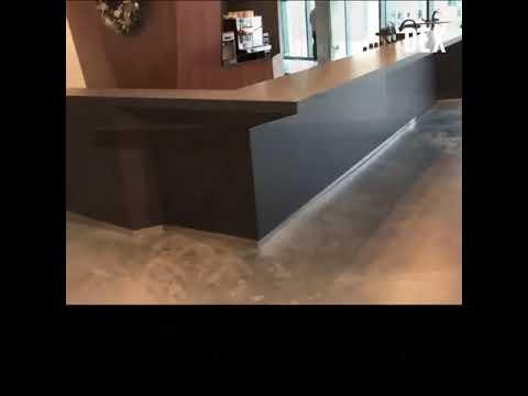 hqdefault - Custom Concrete Reception Desk by DEX #Shorts - Concrete Floor Pros