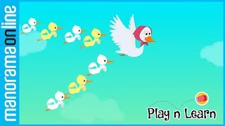 Flying Lessons | English Animated Story Series | Manorama Online