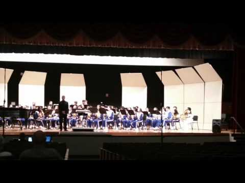 PINE TREE HIGH SCHOOL WIND ENSEMBLE AT UIL 2016 - GIVE US THIS DAY