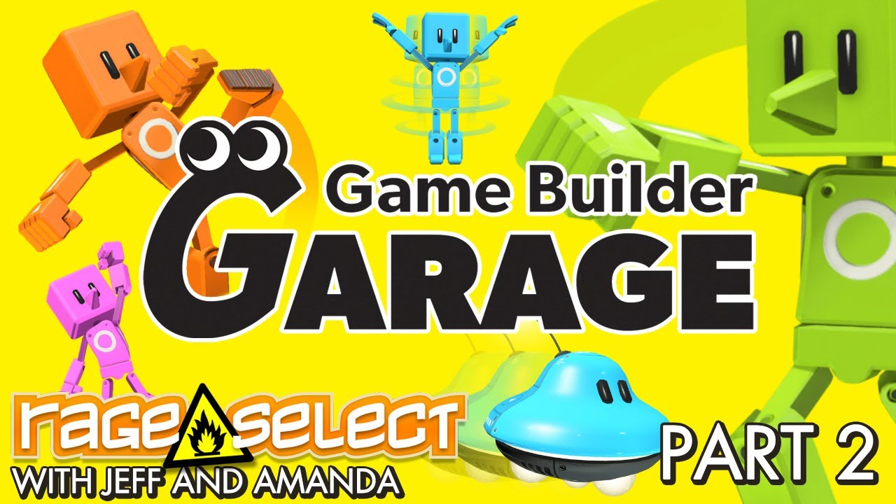 Game Builder Garage (The Dojo) Let's Play - Part 2