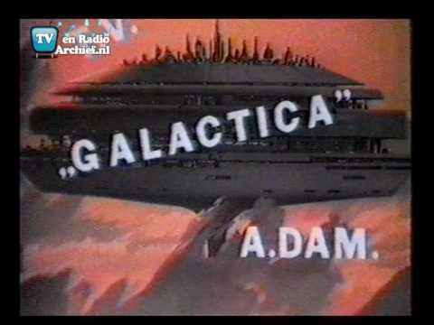 Kabel TV Piraat GALACTICA TV Amsterdam 1980