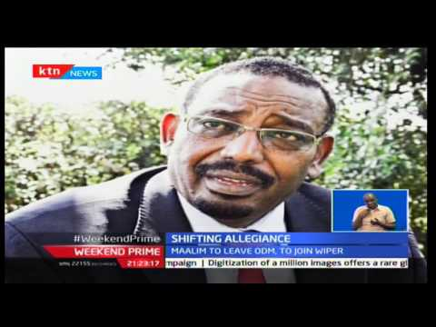 Weekend Prime: Farah Maalim seeking to unseat Adan Duale as he leaves ODM party