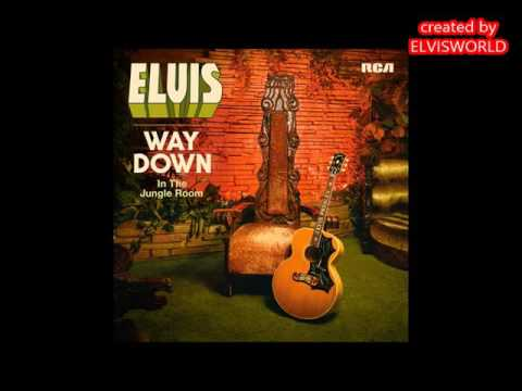 ELVIS PRESLEY, WAY DOWN IN THE JUNGLE ROOM  REMASTERED, FULL CD