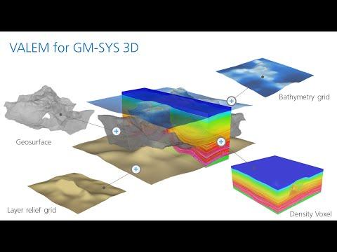 Geosoft Webinar (2014-12-11): Introducing VALEM for GM-SYS 3D
