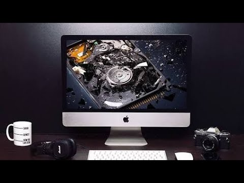 Apple iMac 21.5' 4K UNBOXING - -SPECIFICATIONS - - REVIEW - - PERFORMANCE....
