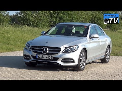 2015 mercedes c 180 156hp drive sound 1080p youtube. Black Bedroom Furniture Sets. Home Design Ideas