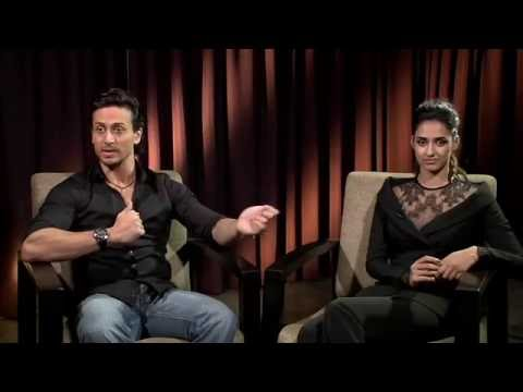 EXCLUSIVE INTERVIEW | TIGER SHROFF | DISHA PATANI | BEFIKRA
