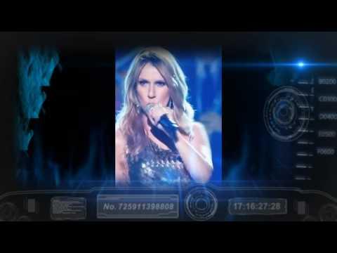 Celine Dion 2016 billboard awards in Las Vegas Nevada