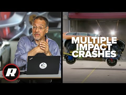 Car Tech 101: See how new tech saves you in a car crash   Cooley On Cars