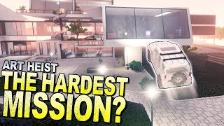 I Ruined My Day Trying to 100% Speedrun This Mission - Teardown Gameplay