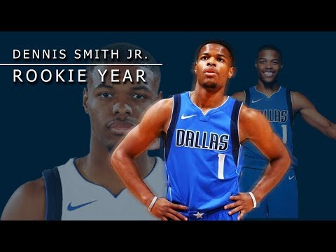 Dennis Smith Jr. - Rookie Year (2017-2018 NBA Season)